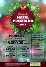 NATAL PREMIADO 2017